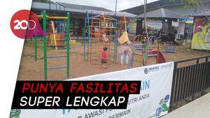 Unik! Ada Rest Area Go Green di Ruas Tol Batang-Semarang