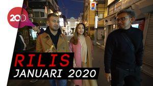 Ini Bocoran Video Klip Baru Raffi-Nagita di Jepang