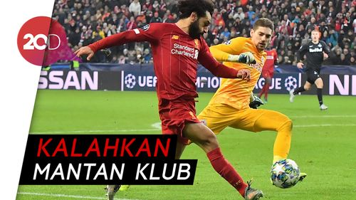 Liverpool Kalahkan Salzburg, Perasaan Mane Campur Aduk