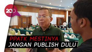 PPATK Telusuri Rekening Kasino Pejabat, MPR: Lapor Jika Ada Indikasi Pidana