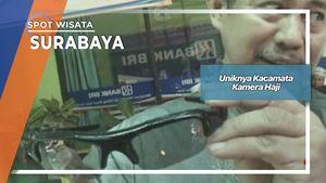 Uniknya Kacamata Kamera Haji, Surabaya