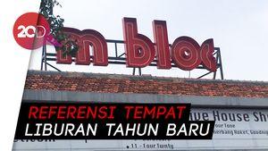 M Bloc Space, Destinasi Baru Liburan Akhir Tahun di Jakarta