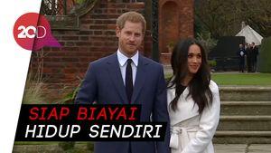 Pangeran Harry dan Meghan Markle Mundur dari Keluarga Kerajaan