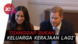 Ucapan Ultah Harry-Meghan ke Kate Middleton Diprotes