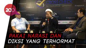 Faldi Zon Komentari Jokowi Ke Natuna, Ngabalin: Pakai Otak yang Sehat