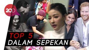 Top 5: Ria Irawan Berpulang, Istri Ahok Melahirkan