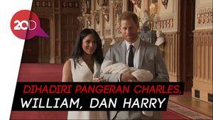 Ratu Elizabeth Gelar Pertemuan Keluarga Usai Pangeran Harry Pamit