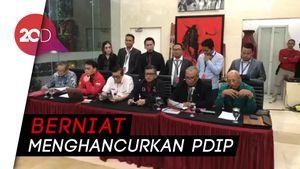 PDIP: Penangkapan Wahyu Bukan OTT, Ada Perekayasaan Narasi