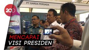 Wamenhan Ingin Industri Pertahanan Indonesia Seperti DARPA di AS