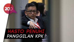 Diperiksa KPK Terkait Kasus Suap KPU, Hasto Disinggung Soal Harun Masiku