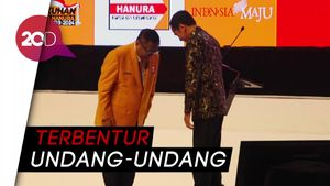 Jokowi: Saya Baru Tahu OSO Tolak Jadi Wantimpres karena Cinta Hanura