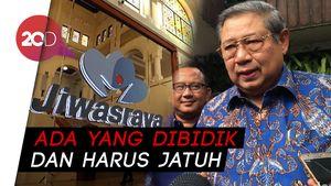 Lewat Medsos, SBY Ungkap Skandal Jiwasraya Bidik 2 Menteri