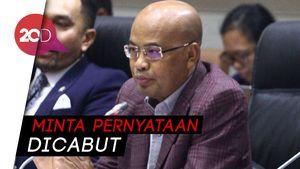 Sebut UU Baru Lemahkan KPK, Syamsuddin Haris Diprotes Keras Desmond!