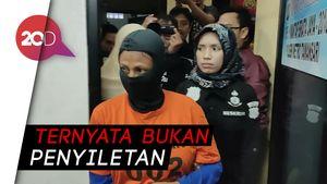 Heboh Wanita Ngaku Disilet di JPO Olimo, Polisi: Pelaku Pakai Kuku