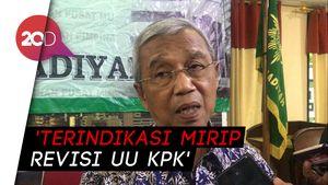 Muhammadiyah Minta Pembahasan Omnibus Law Ditunda: Tak Transparan!