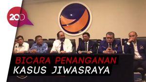 Surya Paloh soal Pansus Jiwasraya: Kalau Lebih Bagus, Kenapa Tidak?