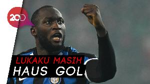 Lukaku 2 Gol, Inter Kalahkan Udinese