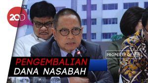 DPR Komisi XI ke BPK Bahas Kelanjutan Jiwasraya