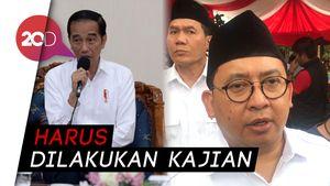 Jokowi Ogah Pulangkan Eks ISIS, Fadli Zon: Ada Juga yang Korban