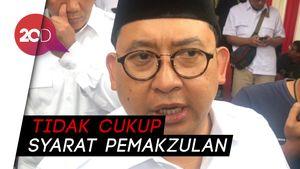 Trump Lolos dari Pemakzulan, Fadli Zon: Mudah untuk Diprediksi!