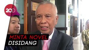 Kasus Sarang Walet Novel, OC Kaligis Singgung Kivlan-Ratna