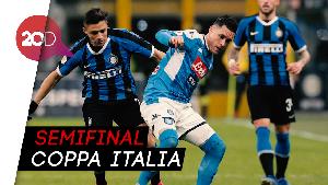 Gol Cantik Fabian Ruiz Menangkan Napoli atas Inter