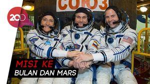 NASA Buka Lowongan Astronaut, Intip Persyaratannya!