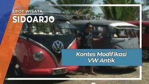 Kontes Modifikasi VW Antik, Sidoarjo