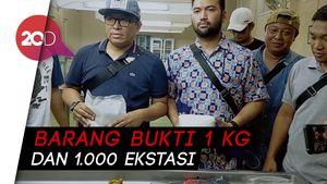 Bandar Narkoba Tewas Didor di Surabaya