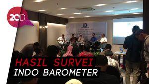 Tingkat Kepuasan Kinerja Maruf Jauh Lebih Rendah dari Jokowi