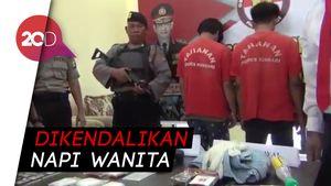 Polisi Bongkar Peredaran Narkoba yang Dikendalikan Napi Wanita di Kendari