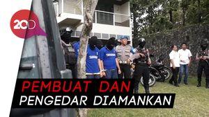Polisi Gerebek Pabrik Sabu di Pasuruan, 7 Orang Diamankan