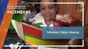 Telok Abang, Permainan Tradisonal Lorong Haji Umar 8 Ulu Palembang