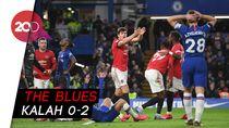 Dua Golnya Dianulir VAR, Chelsea Takluk dari MU