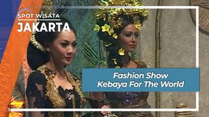 Fashion Show Kebaya For The World Jakarta