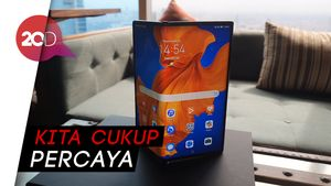Huawei Mate Xs Siap Diboyong ke Indonesia