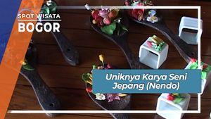 Uniknya Nendo, Karya Seni Limbah Roti Tawar ala Negeri Sakura di Bogor