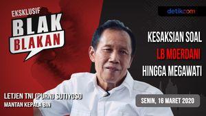 Tonton Blak-blakan Sutiyoso: Kesaksian Soal LB Moerdani Hingga Megawati