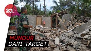 Duh... Jokowi Beberkan Mandeknya Rekonstruksi Pascagempa Lombok