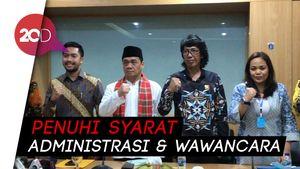 Nurmansjah Lubis - Riza Patria Resmi Jadi Cawagub DKI