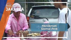 Nikmat Unik Siomay Pink Jakarta
