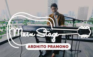 Di Rumah Aja! Biar Ardhito Pramono Temani Lewat Mainstage