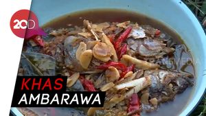 Rindu Kampung, Masak Ikan Goreng Bumbu Rajang Yuk untuk Berbuka