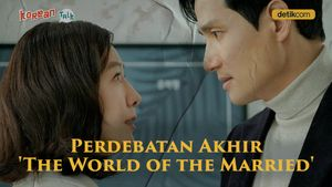K-Talk Spesial The World of The Married: Akhir yang Pas
