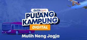 Kangen Jogjakarta, Obati Rindu dengan Pulang Kampung Digital