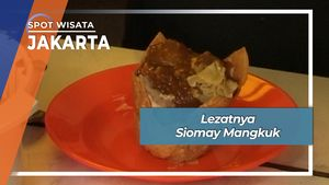 Lezatnya Siomay Mangkuk, Jakarta
