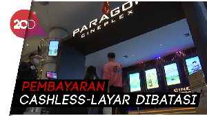 Melihat Protokol New Normal di Bioskop Thailand