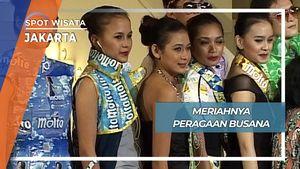 Meriahnya Peragaan Busana, Jakarta
