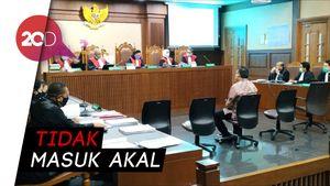 Terdakwa Kasus Jiwasraya Pertanyakan Dakwaan JPU