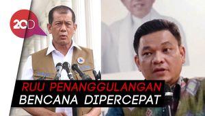 Kepala BNPB Minta Penguatan Struktural di Daerah